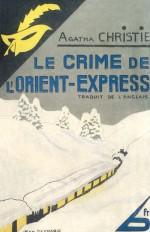 Le Crime de l'Orient express - Fac-similé prestige