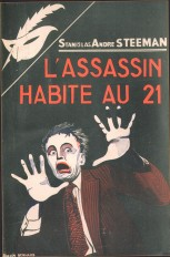 L'assassin habite au 21 - Fac-similé édition prestige