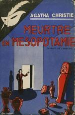 Meurtre en Mésopotamie - facsimilé prestige