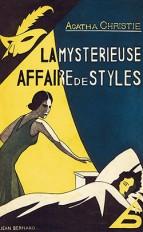 La Mystérieuse Affaire de Styles - facsimilé prestige
