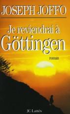 Je reviendrai à Göttingen