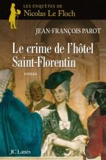 Le crime de l'hôtel de Saint-Florentin