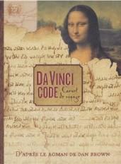 Carnet de voyage du Da Vinci Code