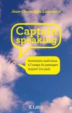 Captain speaking