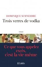 Trois verres de vodka