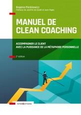 Manuel de Clean coaching - 2e éd. -Accompagner le client avec la puissance de la métaphore personnel