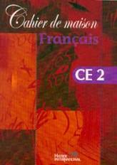 Cahier de maison - Français CE2