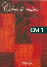 Cahier de maison - Français CM1