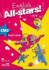 ENGLISH ALL STARS CM2 PUPIL'S BOOK CAMEROUN