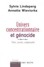 Univers concentrationnaire et génocide