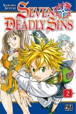 Seven Deadly Sins T02
