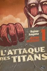 L'Attaque des Titans Edition Colossale T01