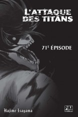 L'Attaque des Titans Chapitre 71