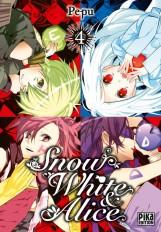 Snow White & Alice T04