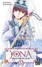Yona, Princesse de l'Aube T12