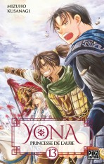Yona, Princesse de l'Aube T13