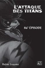 L'Attaque des Titans Chapitre 86
