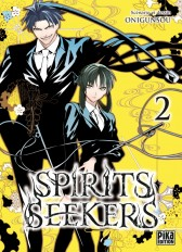 Spirits Seekers T02