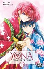 Yona, Princesse de l'Aube T15