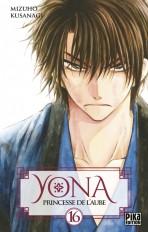 Yona, Princesse de l'Aube T16