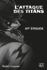 L'Attaque des Titans Chapitre 89