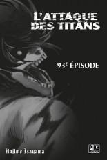 L'Attaque des Titans Chapitre 93