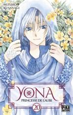 Yona, Princesse de l'Aube T20