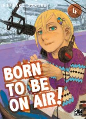Born to be on air! T04