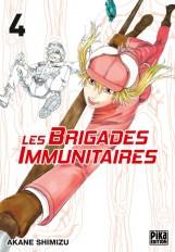 Les Brigades Immunitaires T04
