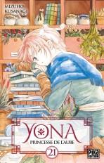 Yona, Princesse de l'Aube T21