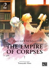 The Empire of Corpses T02