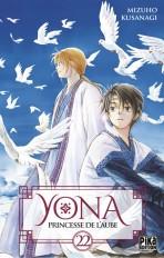 Yona, Princesse de l'Aube T22