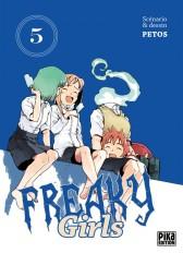 Freaky Girls T05