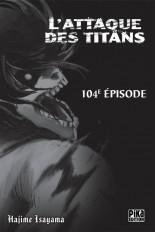 L'Attaque des Titans Chapitre 104