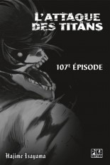 L'Attaque des Titans Chapitre 107