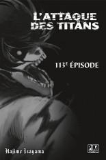 L'Attaque des Titans Chapitre 113