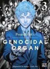 Genocidal Organ T03