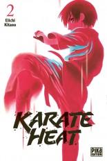 Karate Heat T02