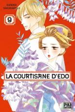 La courtisane d'Edo T09