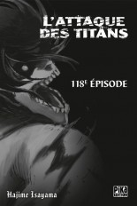 L'Attaque des Titans Chapitre 118