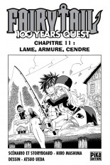 Fairy Tail - 100 Years Quest Chapitre 011
