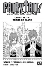 Fairy Tail - 100 Years Quest Chapitre 015