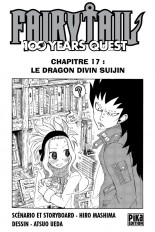 Fairy Tail - 100 Years Quest Chapitre 017