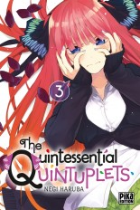 The Quintessential Quintuplets T03