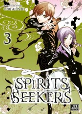 Spirits Seekers T03
