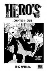 Hero's Chapitre 4