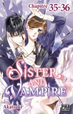 Sister and Vampire chapitre 35-36