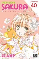 Card Captor Sakura - Clear Card Arc Chapitre 40