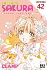 Card Captor Sakura - Clear Card Arc Chapitre 42