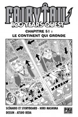 Fairy Tail - 100 Years Quest Chapitre 051
